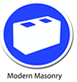 Modern Masonary Architectural Line